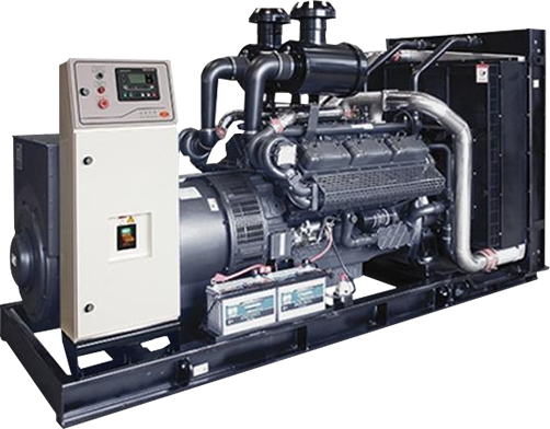 фото дизель генераторной установки